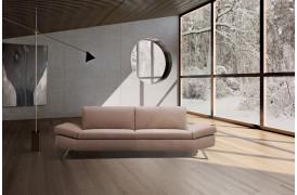 Sammensæt selv din nye lædersofa med Kelvin Giormanis Lateran lll lædersofa.