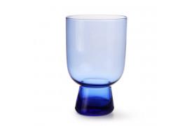 Leder du efter et super flot drikkeglas i koboltblå, så kan dette glas være noget for dig.