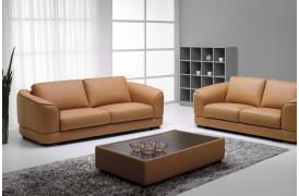 Sammensæt selv din nye lædersofa med Kelvin Giormanis lædersofa Lepanto l.