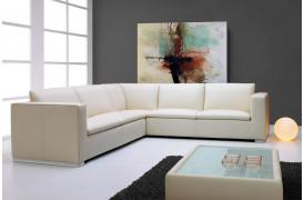Sofa med et stilrent udtryk fra BoShop, som også kan fås som hjørnesofa.