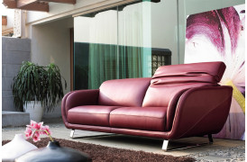 Kelvin Giormani sofaer er sofaer i suveræn kvalitet, som her på billedet af en kvalitetessofa.
