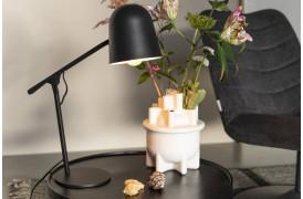 Lau bordlampe i sort fra Zuiver.
