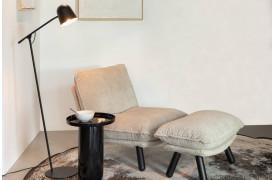 Lazy Sack lænestol i nuancen Teddy fra Zuiver.