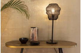 Lena bordlampe i sort fra Decoholic.