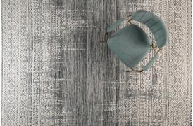 Her ses et billede af Liv tæppet i farven Sea blue fra Decoholic.