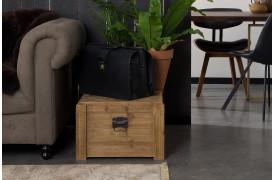Her ses et billede af Trunk lon kisten fra Dutchbone.