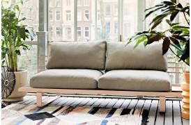 Smuk lounge sofa i farven Chai fra HKliving.