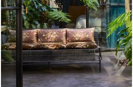 Smuk flettet lounge sofa fra HKliving.