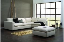 Der er gode muligheder for at kunne slappe af i Lazy sofaen fra NordKomfort.