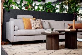 Maya sofaen fra NordKomfort kan lige nu ses i vores butikker i Aarhus og Aalborg.