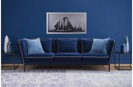 Mange danskerers hjerter har allerede taget Monaco sofaen til sig.