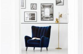 Leder du efter en klassisk lænestol, så kan Rosetta lænestolen være noget for dig.