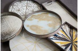 Solskinsfarver og luksus med Mystic Gold kollektionen fra Notre Monde.