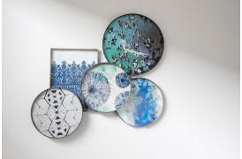 Ocean Blue bakkerne fra Notre Monde er inspireret af havets farver.