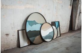Dusede farver inspireret af en tur i bjergene pryder Wabi Sabi bakkeserien fra Notre Monde.