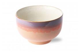 Nudel skål - Sunset fra HKlivings serie 70'er keramik.
