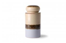 Opbevaringskrukke - Lake fra HKlivings serie 70'er keramik.