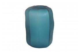 Pacengo glasvase i blå