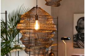 Her ses et billede af Luca loftslampe / pendel fr Dutchbone.
