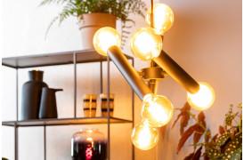 Her ses et billede af Hawk Triple loftslampe / pendel fra Zuiver.