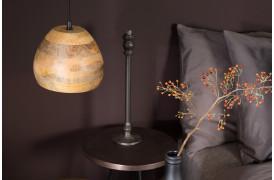 Her ses et billede af Woody loftslampe / pendel fra Dutchbone.