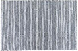 Pilas tæppe - Blå
