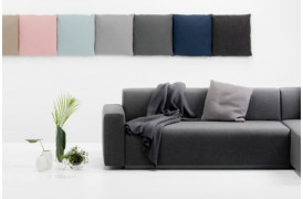 Combo stofsofa (sofaserie)