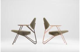 Elegant lænestol som du kan købe på BoShops hjemmeside.