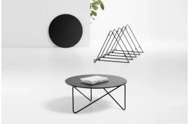 Polygon sofabordene er baseret på det samme design som Polygon lænestolen.