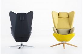 Trifidae Lounge lænestolen er en designvindende lænestol, som du kan købe hos BoShop.