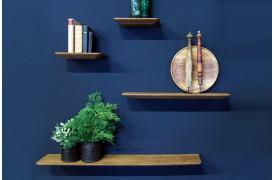 Her ses et billede af Craftsman væghylderne fra vores Unika Collection.