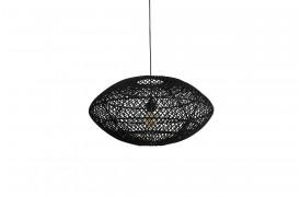 Her ses et billede af Maze ellipse loftslampe / pendel i sort fra vores Unika Collection.
