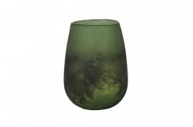 Raoel vase i grøn