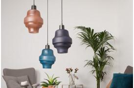 Her ses et billede af Rose loftslamperne fra Decoholic.