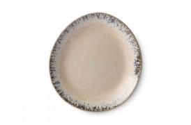 Sidetallerken - Bark fra HKlivings serie 70'er keramik.