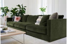 Indret din stue med en flot sofa fra Sits.