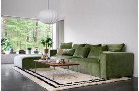 Sits sofaen Liam ses her som en 3 personers sofa i farven ELYOT - Green.
