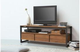 Her på billedet ses Fendy tv-bordet med bredden 160 cm.