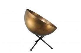Rustik lampe til dit gulv eller hjørne i boligen med denne lampe.