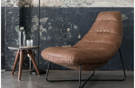 Line lounge stol