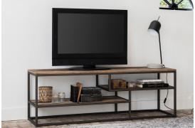 Udvalg af rustikke tv-borde.