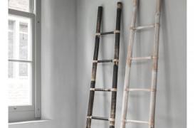 Bambus stige - Sort