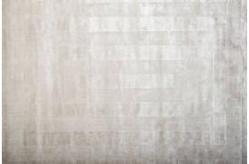 Square tæppe - Sølv