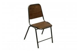 Her ses et billede af Factory spisebordsstol fra vores Unika Collection.