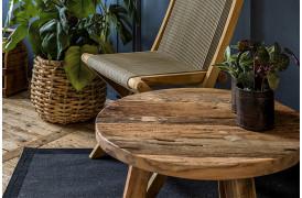 Her ses et billede af Farmwood sofabord fra vores Unika Collection.