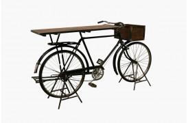 Her ses cykel konsolbordet fra vores Unika Collection.