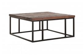 Her ses et billede af Timber firkantet sofabord fra Smokestack.