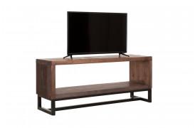 Her ses et billede af Timber tv-bord fra Smokestack.