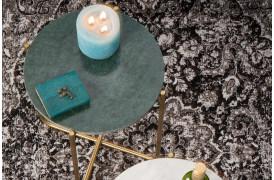 Smukt sidebord i marmor fra Decoholic.