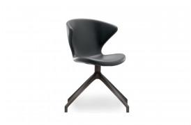New Concept metal spisebordsstolen med Soft touch fra Tonon.